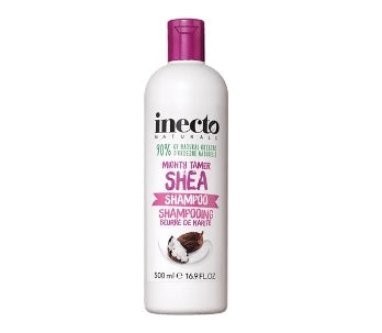 Inecto Naturals Mighty Tamer Shea Shampoo 500mL
