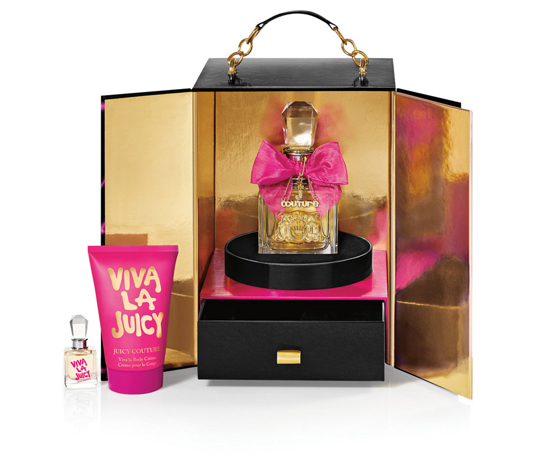 Juicy Couture Viva La Juicy Gift Set 3pc 100ml EDP
