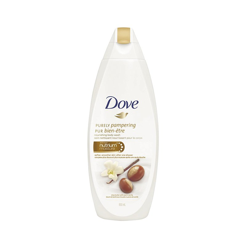 Dove Purely Pampering Shea Butter Body Wash Lisa S Cosmetics Pop Up Shop