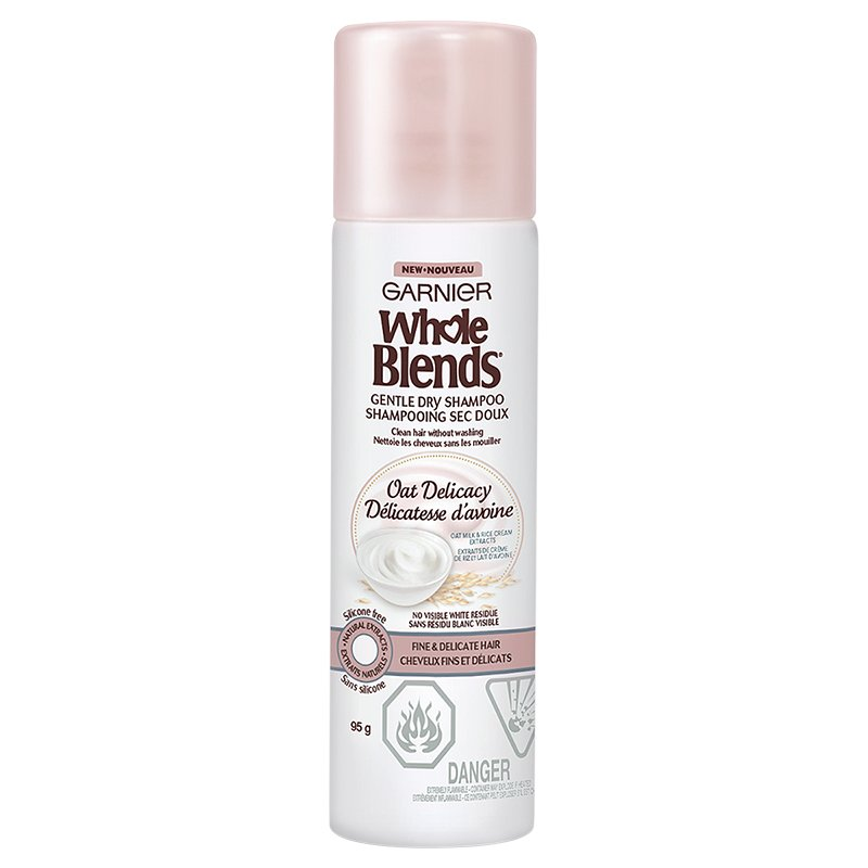 Garnier Whole Blends Gentle Dry Shampoo 95grams