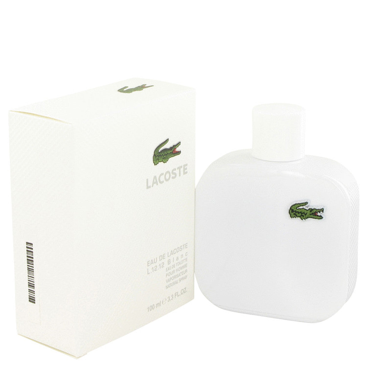 Lacoste Eau De Blanc EDT 100ml MEN