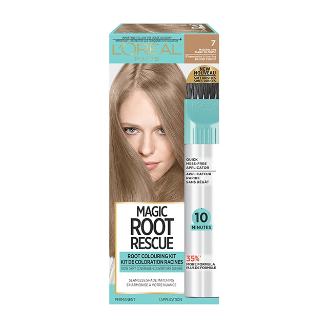 L'Oreal Root Rescue Dark Blonde 7