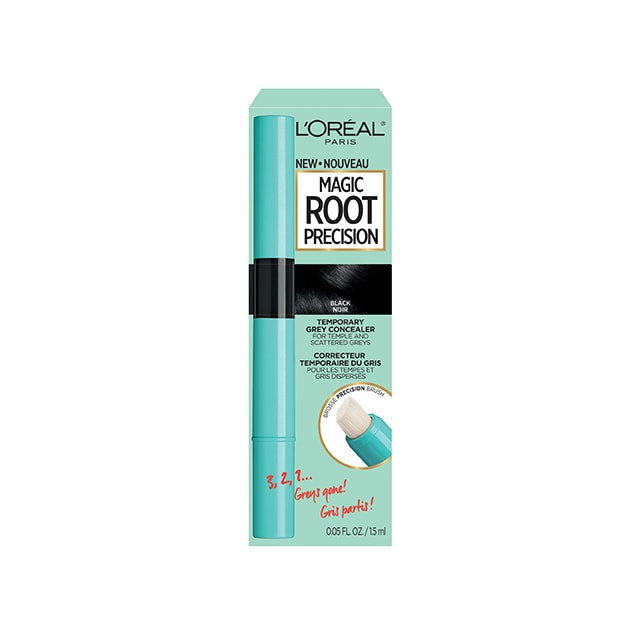 L'oreal Magic Root Precision Grey Concealer (Black) 1.5mL