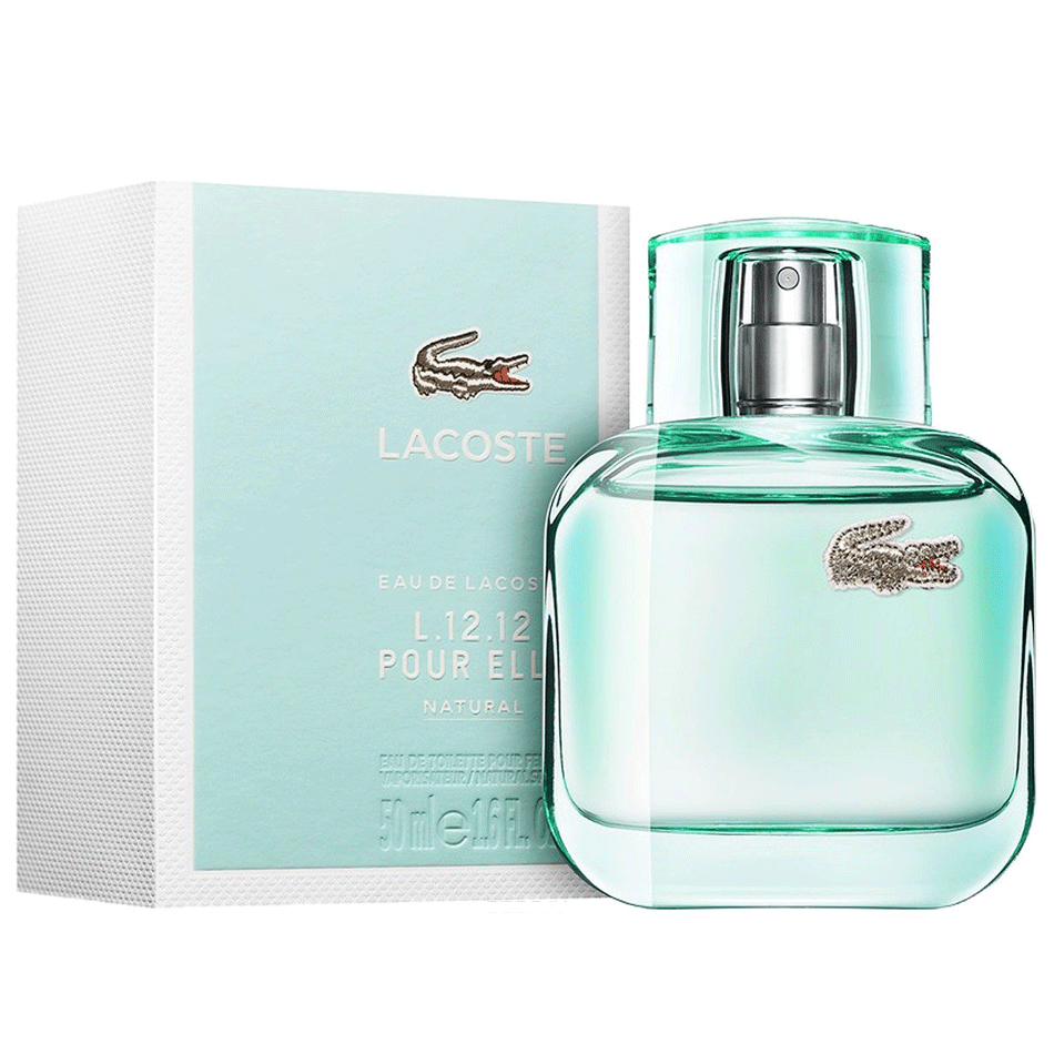 Lacoste Natural 90ml EDT WOMEN