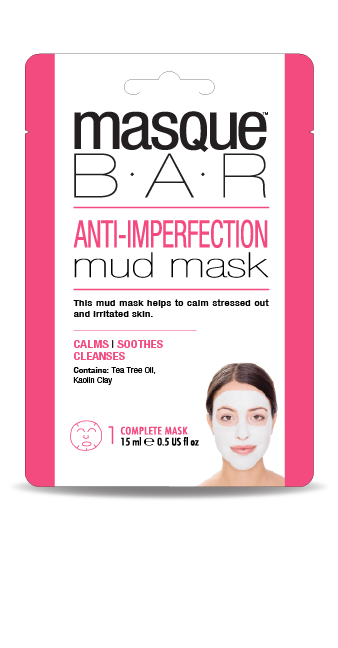 Masque Bar Anti-Imperfection Mud Mask