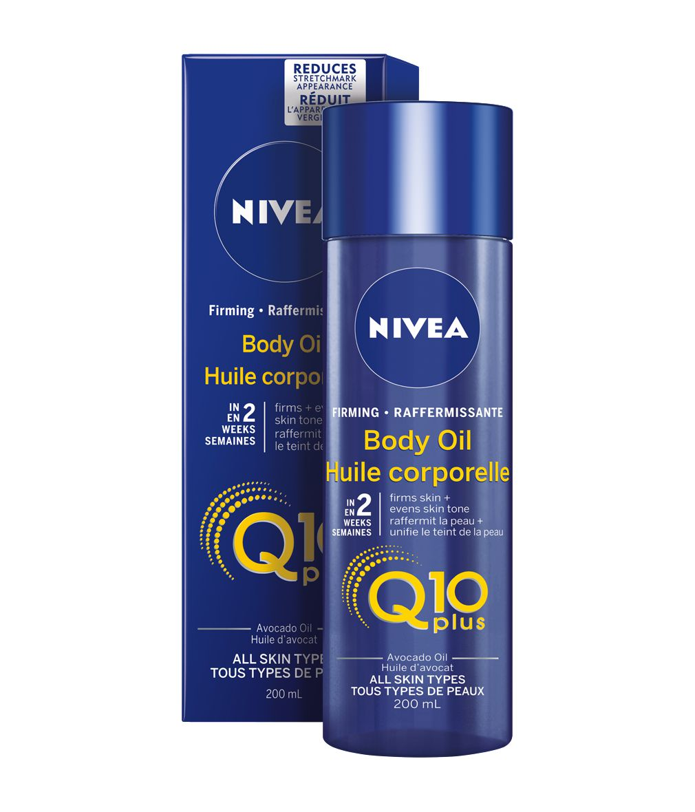 Nivea Firming Body Oil Q10 with Avocado Oil 200ml