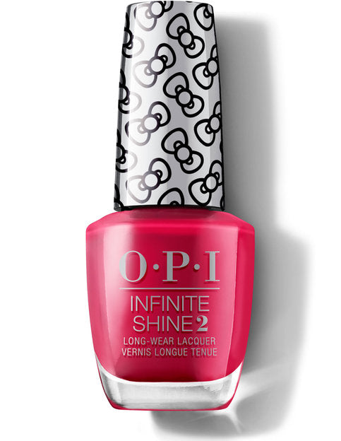 O.P.I Infinite Shine 2 Long Wear Lacquer All About the Bows 15mL