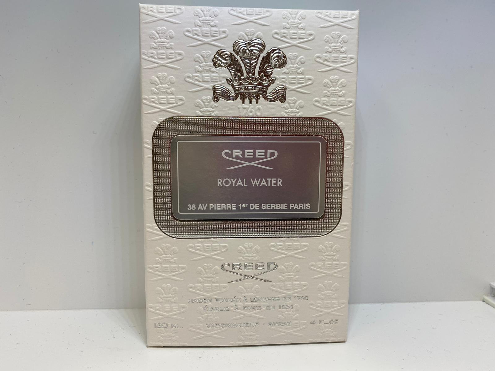 Creed Royal Water 120ml 4 FL OZ CURBSIDE PICKUP ONLY