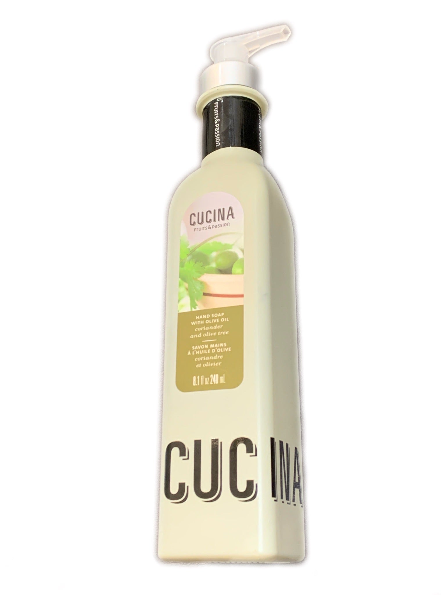 Fruits & Passion Cucina Hand Soap Coriander 240mL