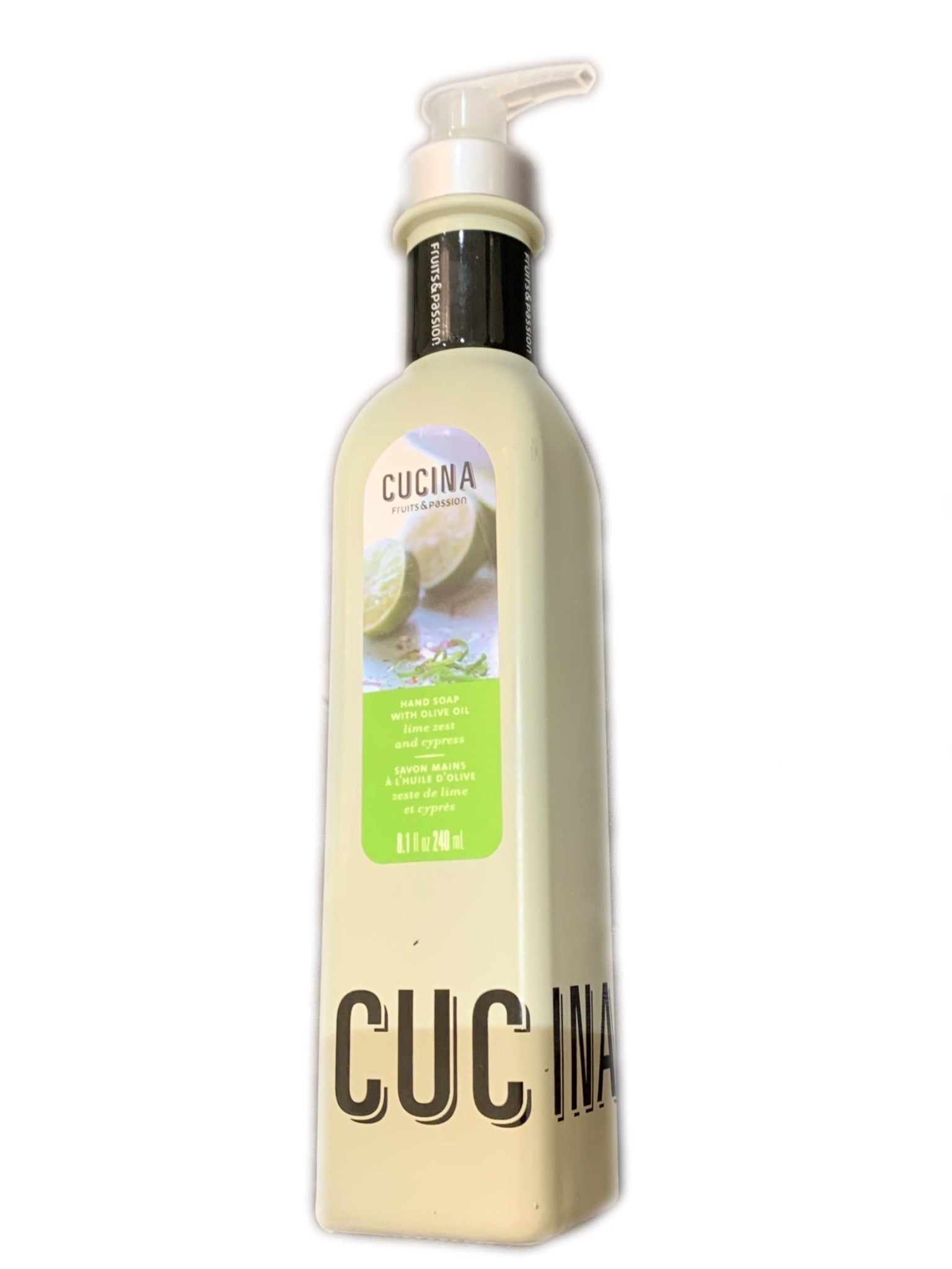 Fruits & Passion Cucina Hand Soap Lime Zest 240mL