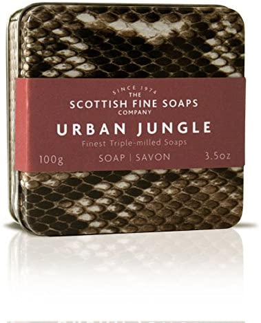 Scottish Fine Soaps Urban Jungle Soap 100g