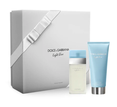 Dolce & Gabbana Light Blue Gift Set 2 Pc 50mL WOMEN
