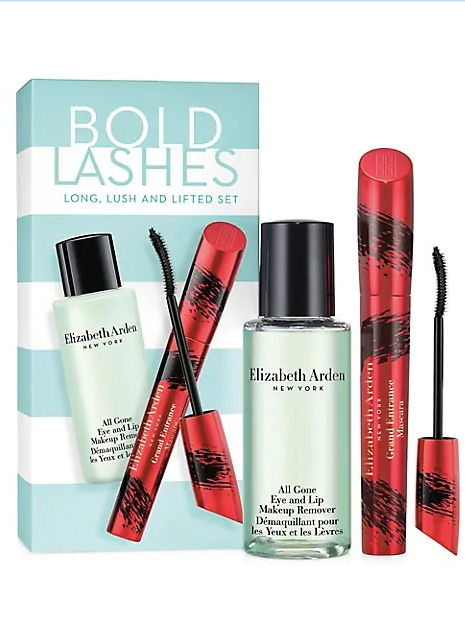 Elizabeth Arden 2pc Set Bold Lashes