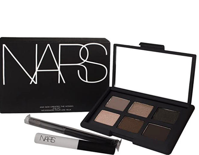 Nars And God Created The Woman Eye Kit 8313