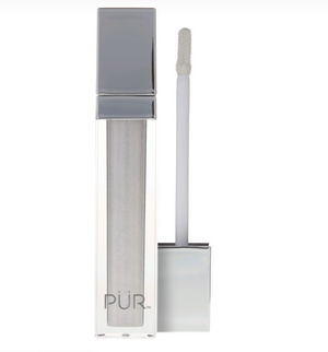 PÜR Crystal Clear 2 Piece-Lipstick(timeless creme) & Lip Gloss (Opulent Pearl) 4776