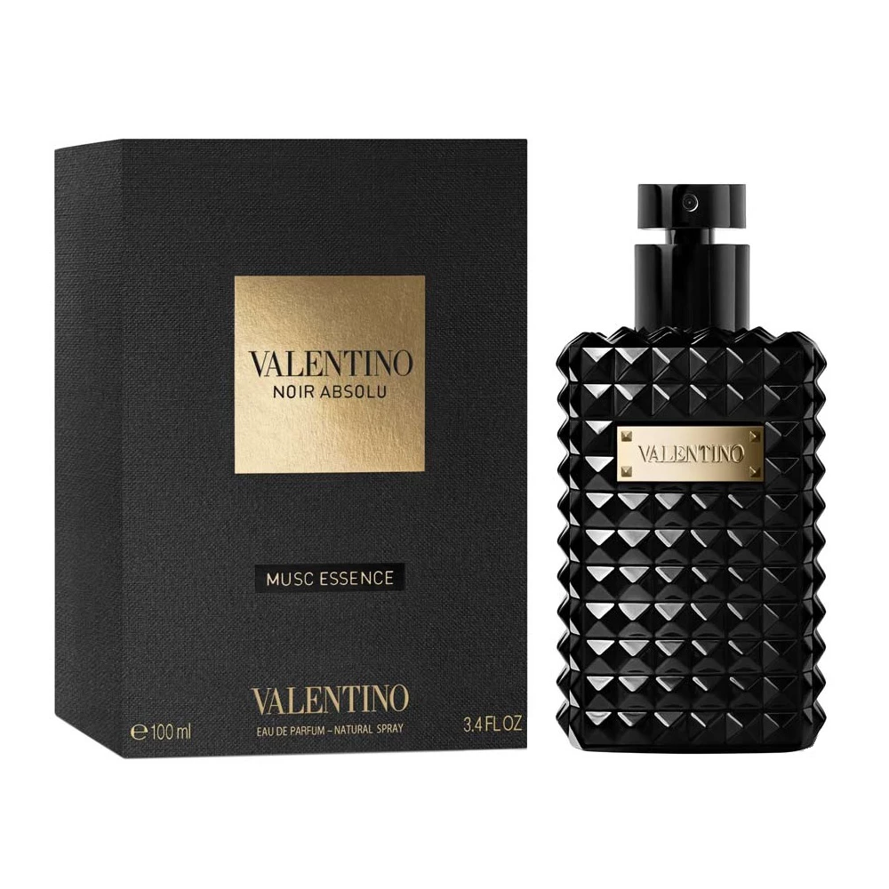 Valentino Noir Absolu Musc Essence 100ml EDP for Women