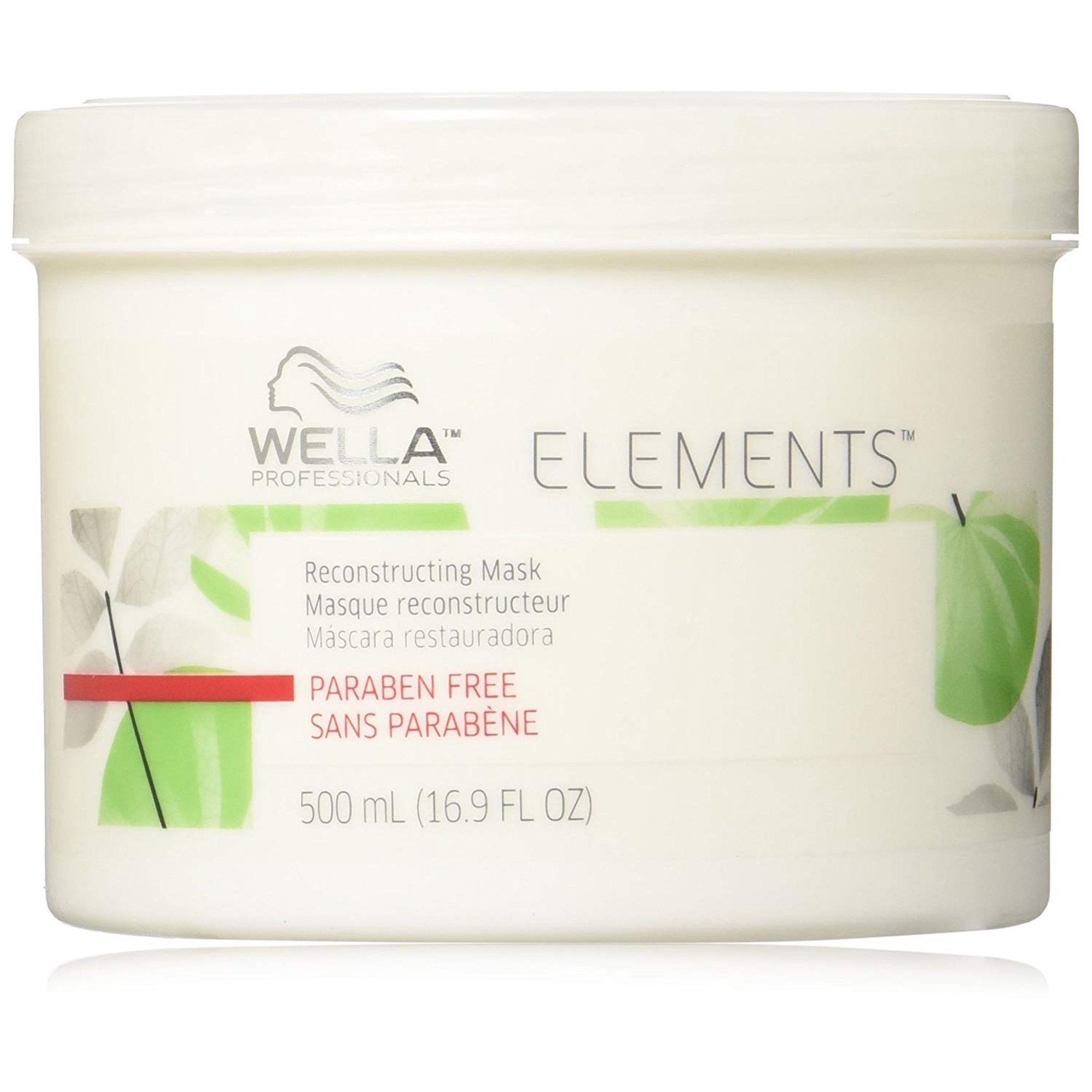 Wella Elements Reconstructing Mask Paraben-free 500ml