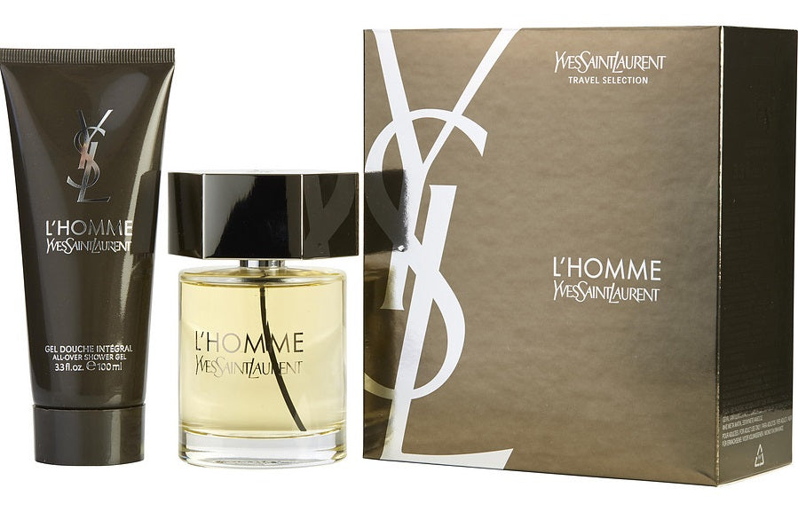Yves Saint Laurent (YSL) L'Homme Travel Selection 100ml EDT MEN