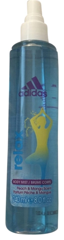 Adidas Body Mist Relax 240ml WOMEN