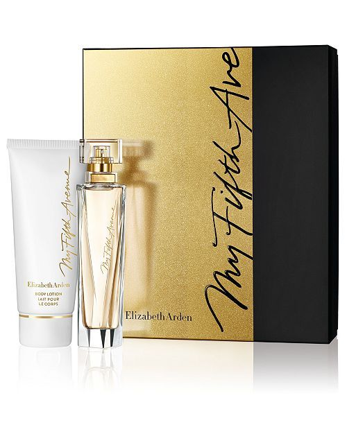 Elizabeth Arden My Fifth Avenue Gift Set 50mL EDP + 100mL Body Lotion