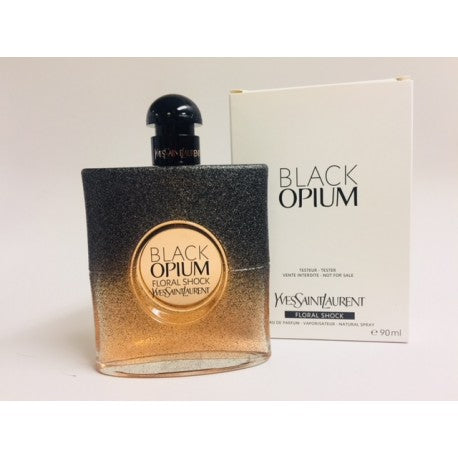 YSL Black Opium Floral Shock EDP 90ml