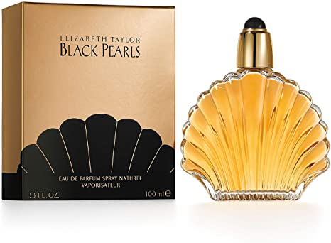 Elizabeth Taylor Black Pearls 100ml EDP WOMEN