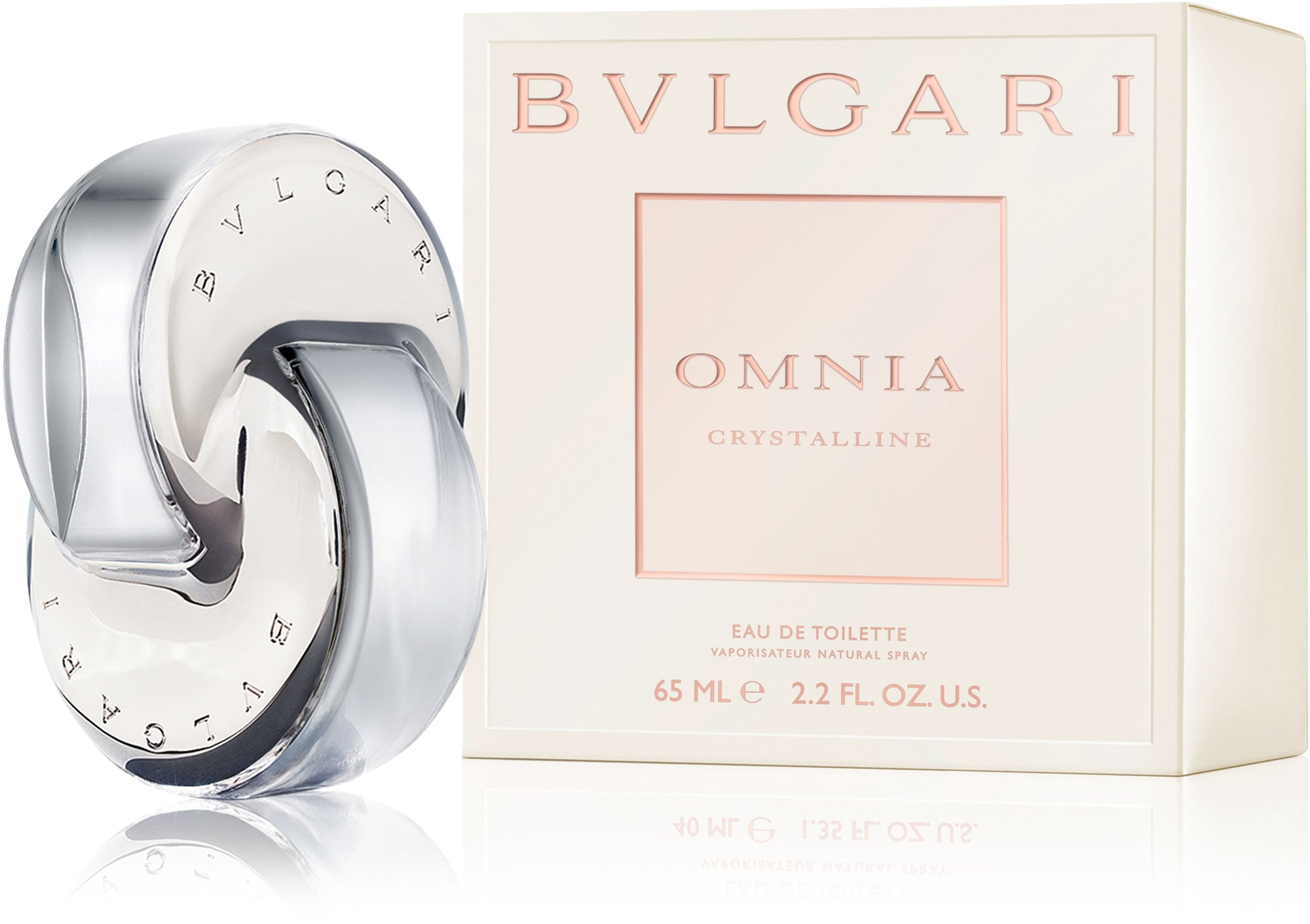 Bvlgari Omnia Crystaline EDT 65mL WOMEN
