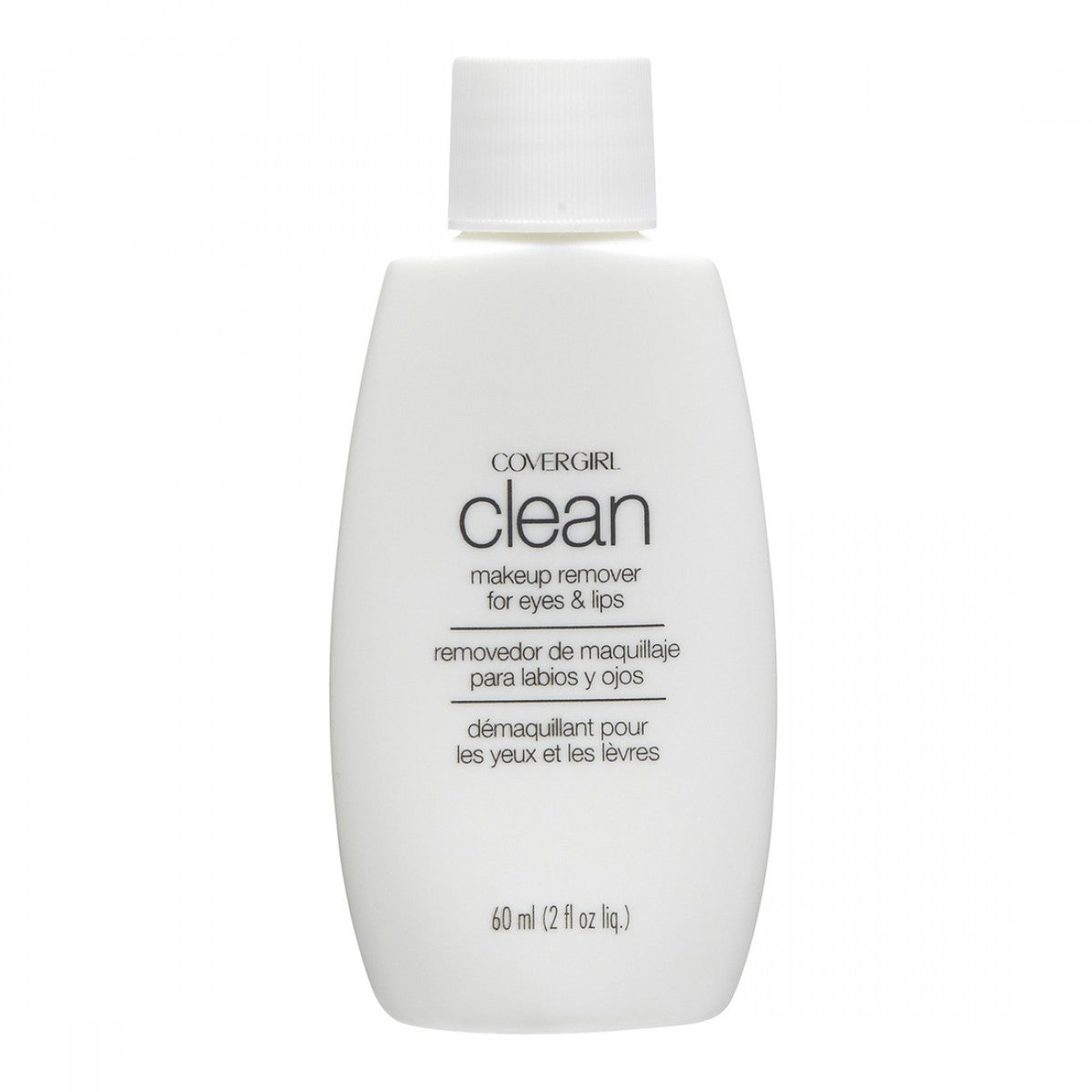 Covergirl Clean Makeup Remover 60ml