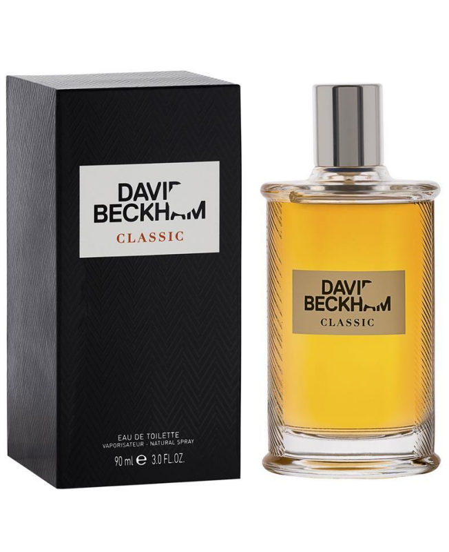 David Beckham Classic 90ml EDT MEN