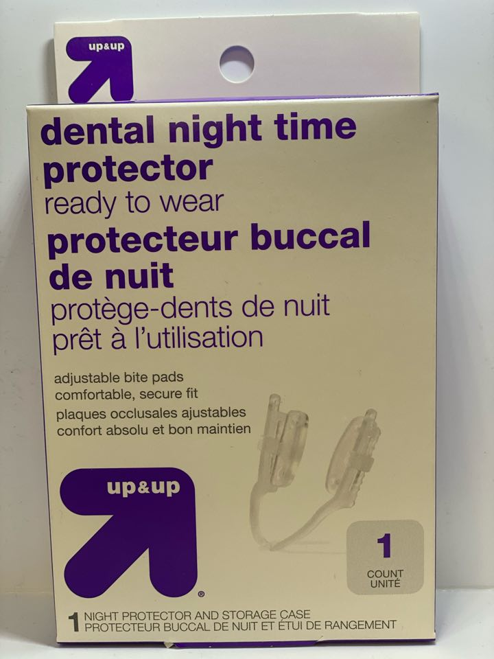 up&up Dental Night Time Protector Ready To Wear