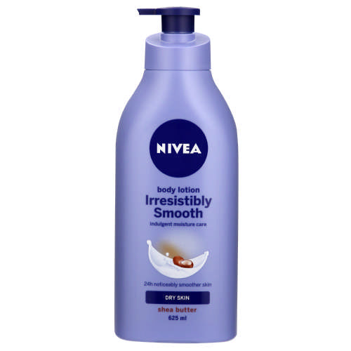 NIVEA Body Lotion Smooth Irresistible Care 625mL