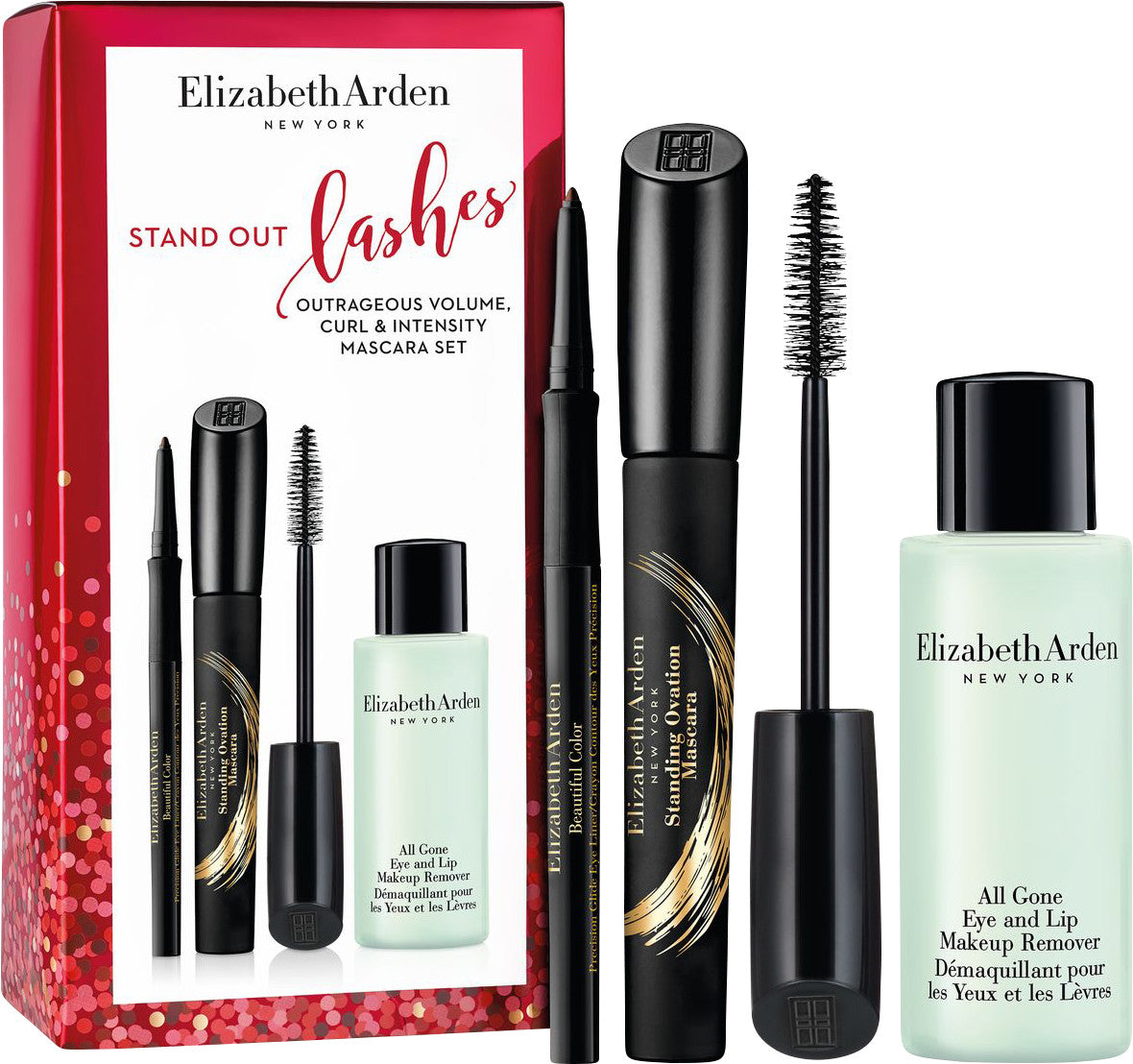 Elizabeth Arden Stand Out Lashes 3pc Set ($35 Value)