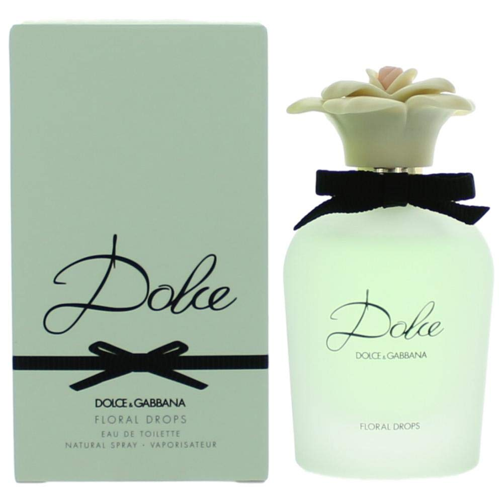 Dolce & Gabbana Floral Drops EDT for Women