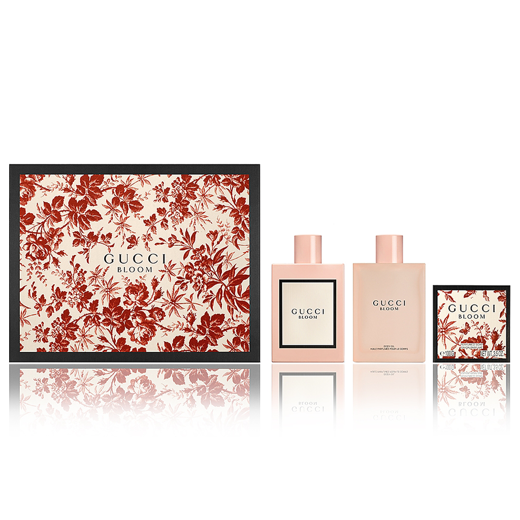 Gucci Bloom 3pc Gift Set 100mL
