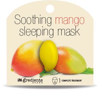 iN-Gredients Soothing Mango Sleeping Mask