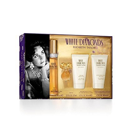 Elizabeth Taylor White Diamonds Gift set 50ml EDT