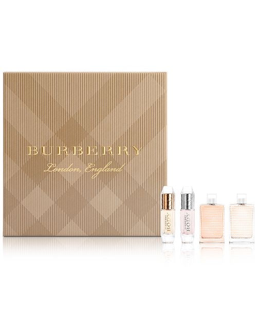 Burberry London Collection Miniature Gift Set For Her