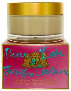 Juicy Couture Peace Love & Juicy Couture Body Cream 200ml