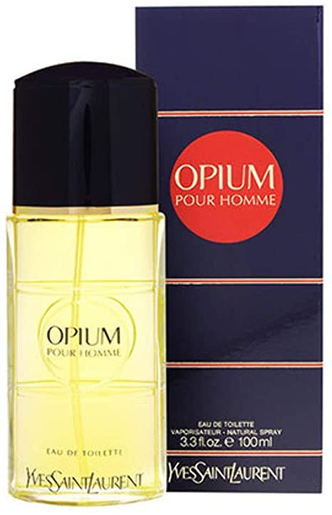 Yves Saint Laurent YSL Opium Pour Homme 100ml EDT Men
