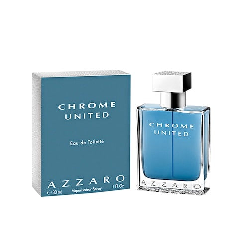Azzaro Chrome United EDT 30ml Spray