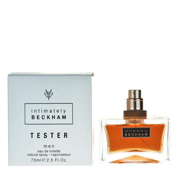 David Beckham Intimately Beckham Tester EDT for Men
