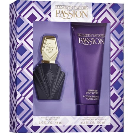 Elizabeth Taylor Passion Gift Set 2pc 44ml EDT