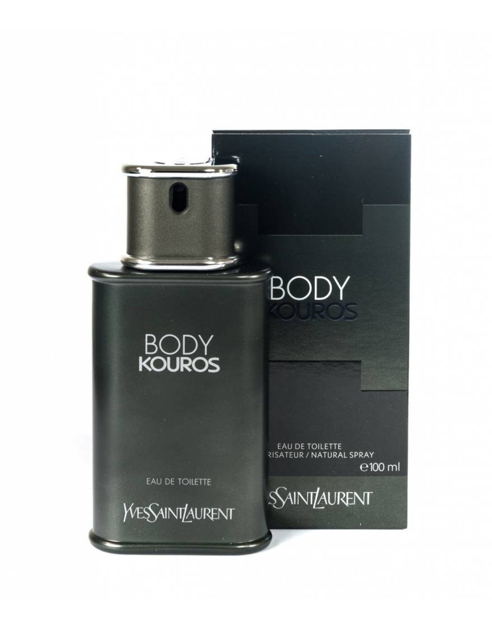 Yves Saint Laurent YSL Kouros Body EDT 100ml for Men