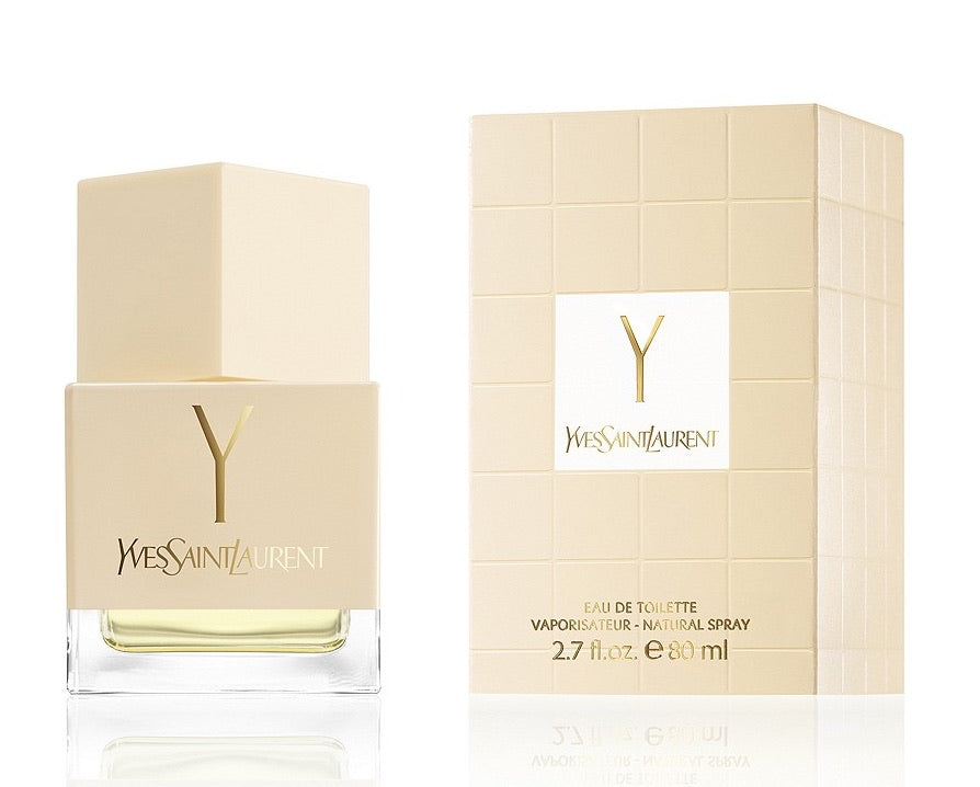 Y by Yves Saint Laurent EDT 80ml for Women