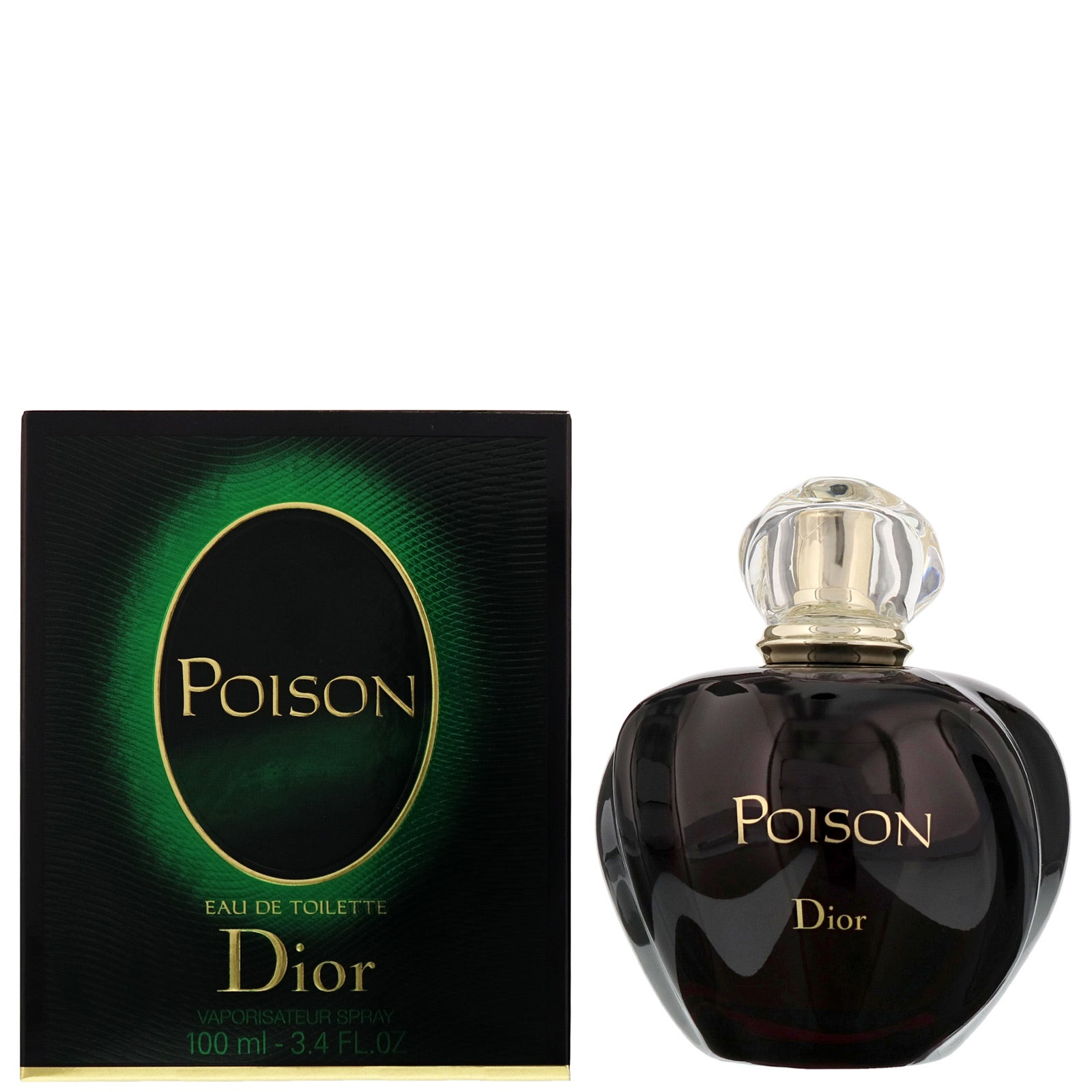 Dior Poison EDT 100ml for Women