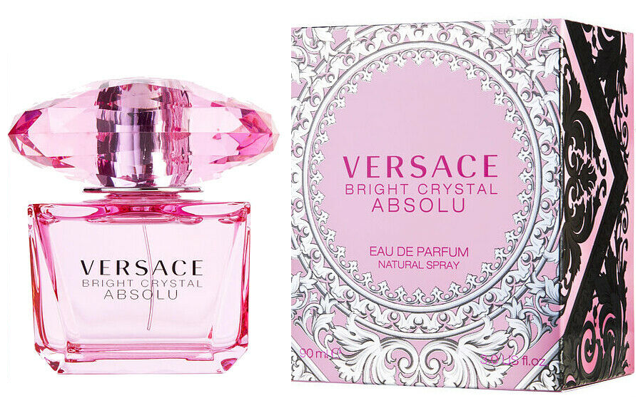 Versace Bright Crystal Absolu EDP Natural Spray for Women