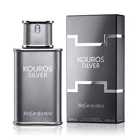 Yves Saint Laurent YSL Kouros Silver EDT 100ml for Men