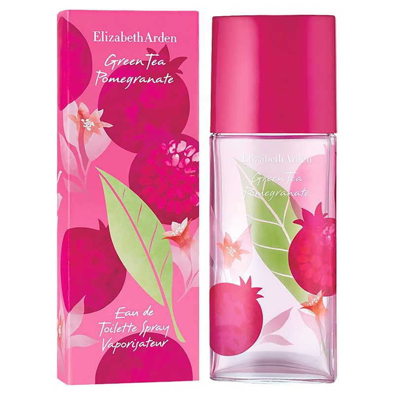 Green Tea Pomegranate EDT 50ml