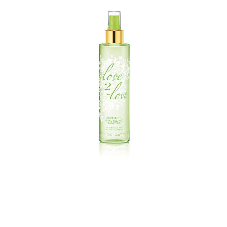 Love 2 Love Jasmine + Sparkling Mimosa Body Mist 240 mL WOMEN