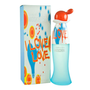 Moschino Cheap and Chic I Love Love EDT for WOMEN
